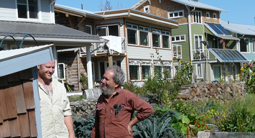 Groundswell Cohousing, BC Canada